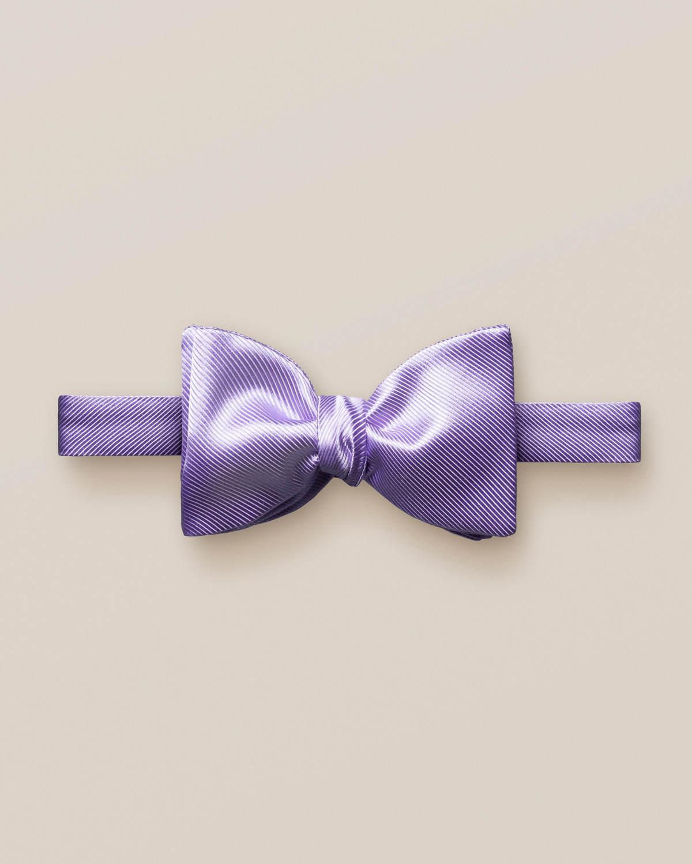 Lavendel sidenfluga – oknuten
